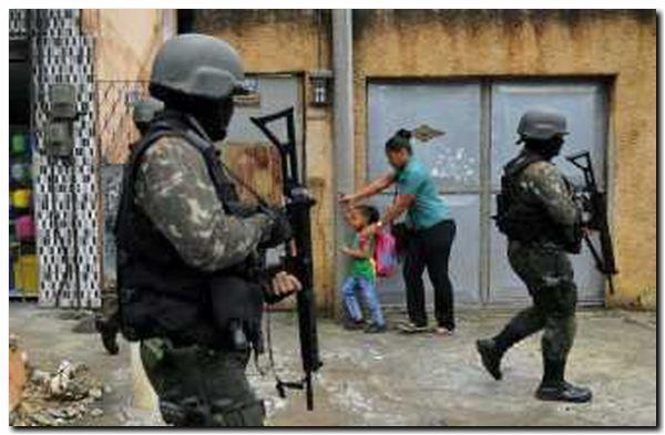 BRASIL: Intervención de Rio reaviva fantasma de la dictadura