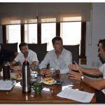 PUERTO QUEQUÉN: Mesa de diálogo para normalizar la operatoria