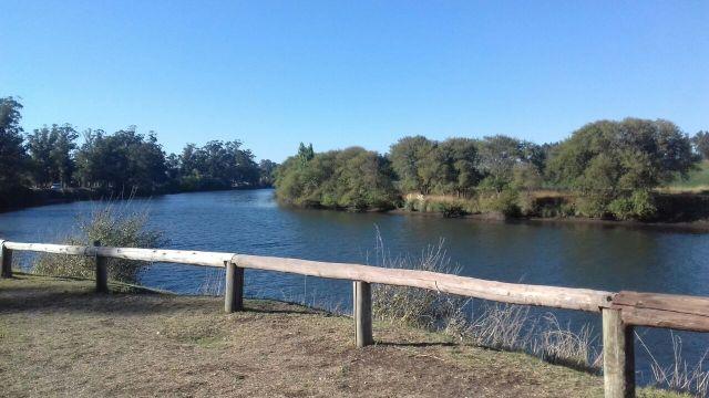 El municipio alerta a la ciudadanía ante crecida del Río Quequén