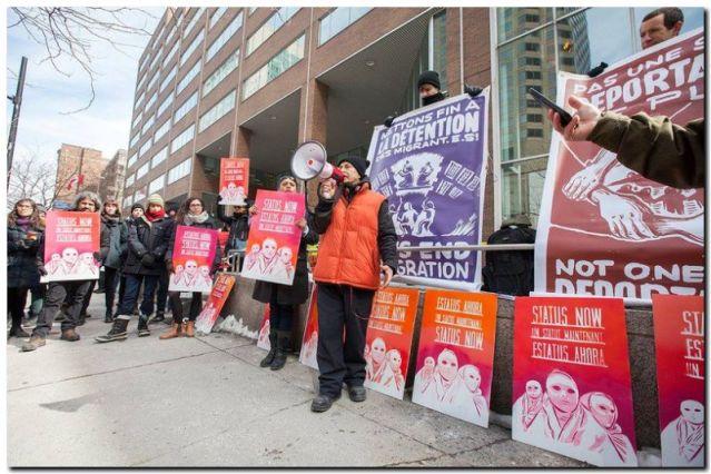 CANADA: Lucy continúa en riesgo de deportación