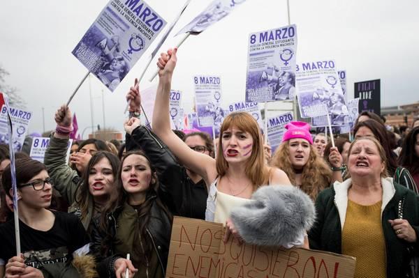 8M 2021. Ecofeminismo para afrontar el COVID-19