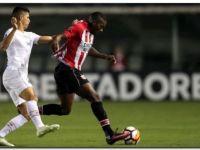 LIBERTADORES: Estudiantes volvió a perder con Santos por la Libertadores