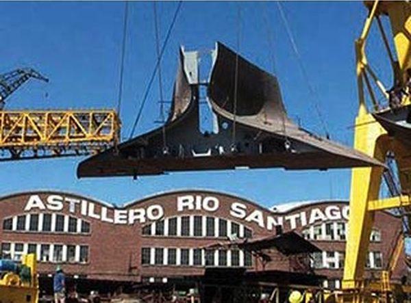 Las mentiras sobre el Astillero Río Santiago