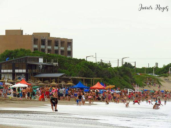 Récord de visitantes en localidades de la Costa Atlántica