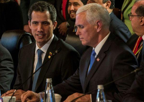 CRISIS: Grupo de Lima descarta uso de la fuerza en Venezuela