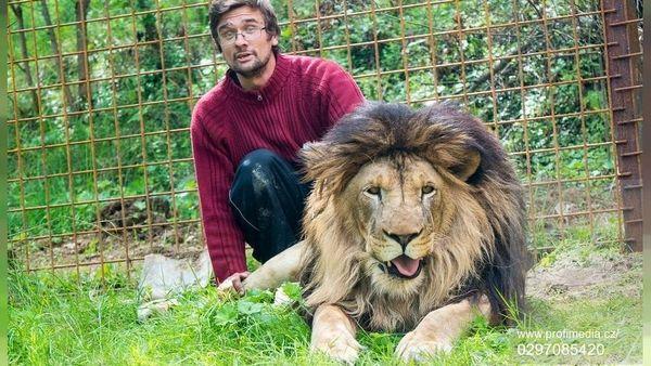 REPÚBLICA CHECA: Muere por el ataque del león que tenía como mascota ilegalmente