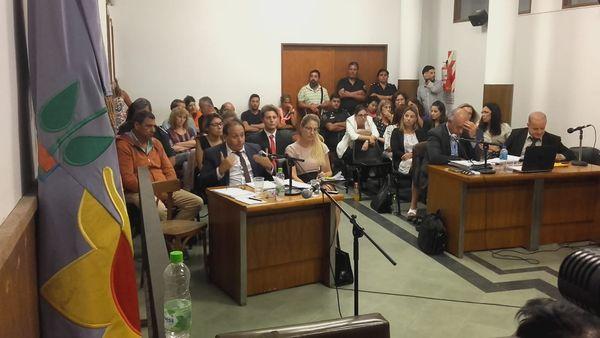 JUSTICIA: 24 años para Ortega por violencia de género
