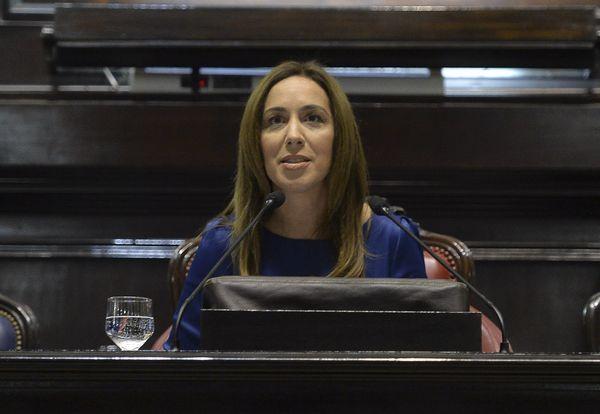 POLÍTICA: La gobernadora en la apertura de las sesiones ordinarias
