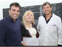 NECOCHEA: Presentaron la remodelada cocina del Hospital