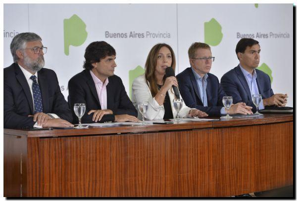PROVINCIA: Medidas económicas para los bonaerenses