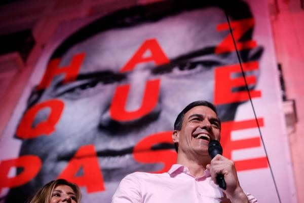 ESPAÑA: Sánchez buscará gobernar solo