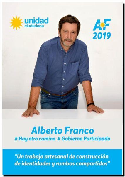 ELECCIONES 2019: Franco se le anima a las PASO con el PJ y el FR