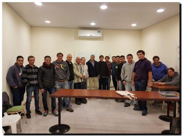 NECOCHEA: Regularización de entidades en J.N. Fernández y La Dulce