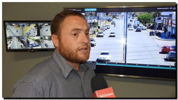 NECOCHEA: Se esclarecieron tres hechos delictivos por las cámaras de seguridad