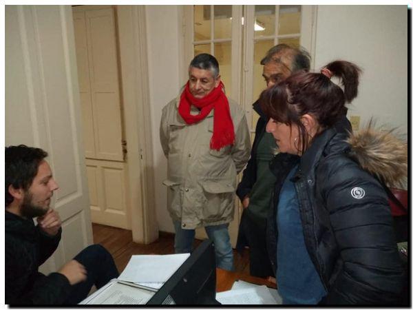JUBILADOS: Asamblea de Jubilados y Pensionados Necochea y Quequén