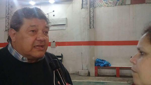 Dirigente sindical de Necochea en el SUPA Nacional