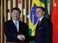 Bolsonaro afirma que «China es cada vez más parte del futuro de Brasil»