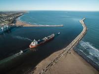 Preocupación por anuncio de alza de impuestos a puertos en provincia de Buenos Aires