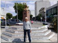 30 años del Monumento a Carlos Gardel