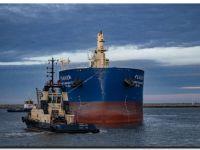 Puerto Quequén alcanzó los 300 buques en 2019