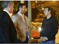 Rojas supervisó operativos de Tránsito, junto al subsecretario de Transporte provincial