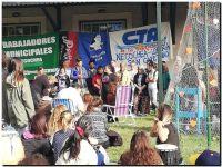Siguen las asambleas por la Escuela de Arte