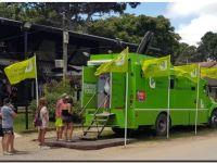 El Banco Provincia reforzó la cantidad de cajeros automáticos en los centros turísticos