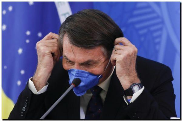 Bolsonaro critica cuarentena por coronavirus y pide «vuelta a la normalidad» de Brasil