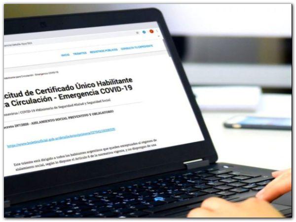 Gobierno recuerda tramitar desde hoy el Certificado Único de Circulación