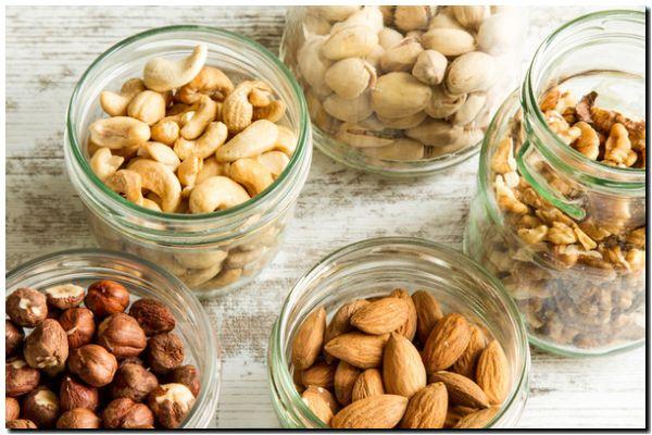 Ranking de los frutos secos más saludables