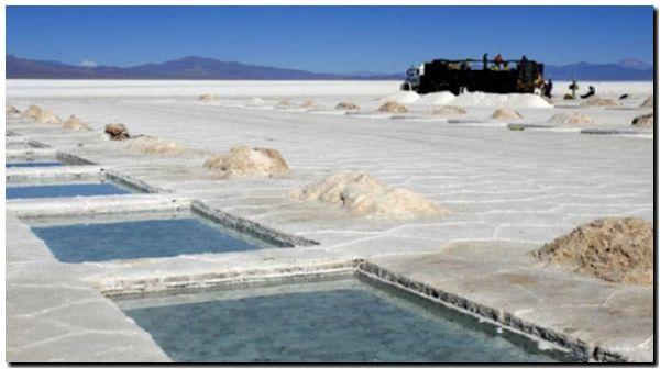 Destacan ventajas para seguir desarrollando la producción de litio en Argentina