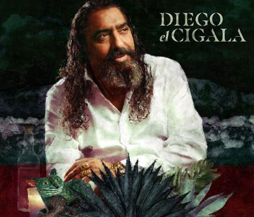 """""""Cigala Canta a México"""", nuevo álbum de Diego el Cigala"""