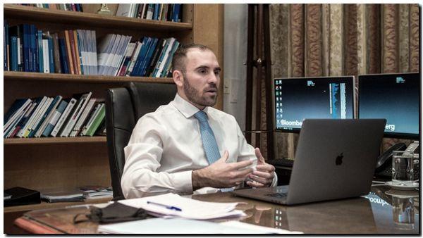 ECONOMÍA: Guzmán dijo «no enfrentar pagos con el FMI hasta 2024»