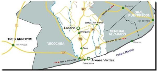 Confirmado: Se realizó una fiesta clandestina en un campo de Lobería