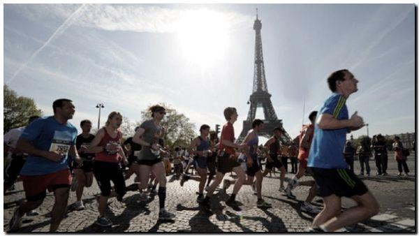 El maratón de París se pospuso para noviembre debido al coronavirus