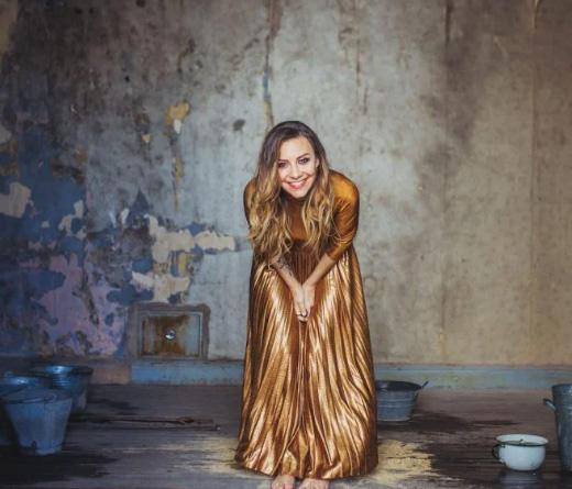 Marie Perticari edita su primer disco