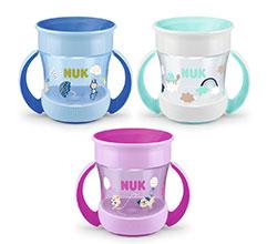 Vaso NUK Mini Magic Cup