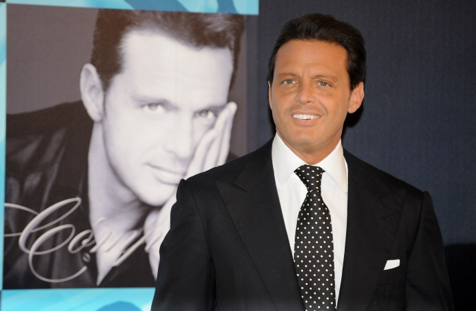Luis Miguel reappeared with commercial Uber Eats