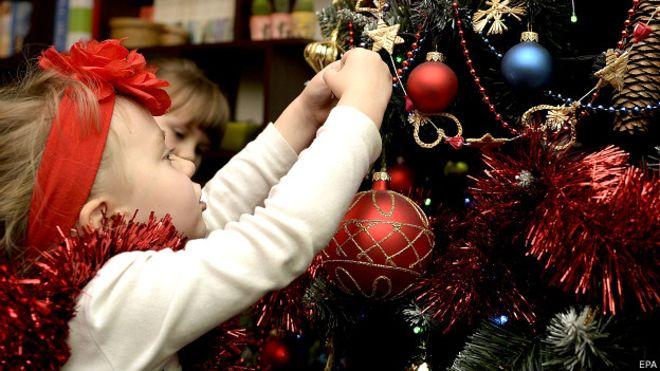 Yiwu, la ciudad de China donde se fabrica y se vende la Navidad