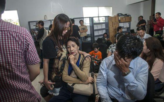 Indonesia apunta a que el avión malasio perdido sufrió un accidente