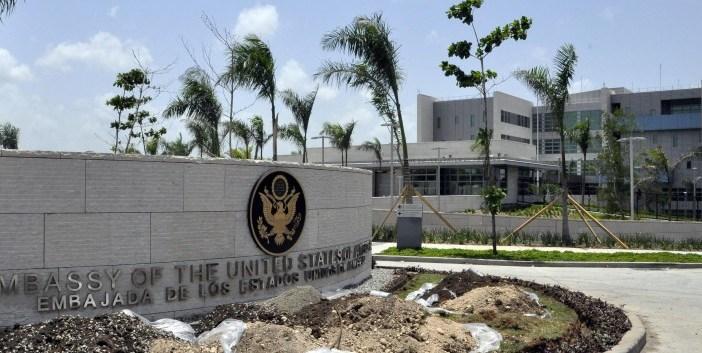 La Embajada de Estados Unidos restablece sus servicios