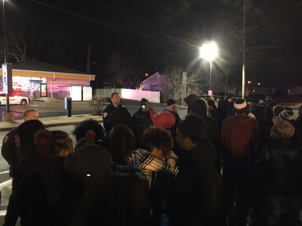 Tensión por la muerte de un hombre negro a manos de la Policía en Missouri