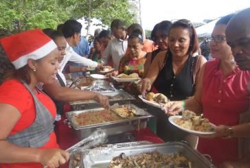 Ayuntamiento DN ofrece fiesta navideña