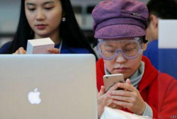 """Apple obtuvo las """"ganancias más grandes de la historia"""""""