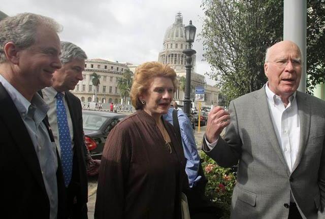 Llegan a Cuba congresistas de Estados Unidos  en primer viaje desde anuncio de apertura