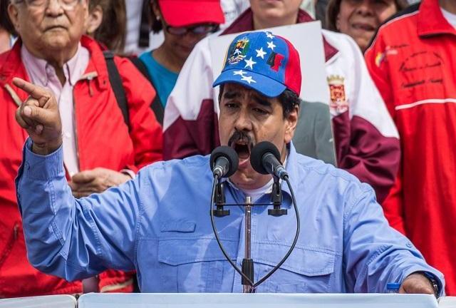 Sigue presión contra Maduro por referendo revocatorio