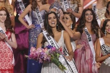 Colombia tiene la nueva Miss Universo