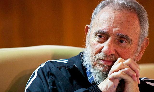 Fidel Castro afirma las fuerzas armadas venezolanas son las mejores de AL