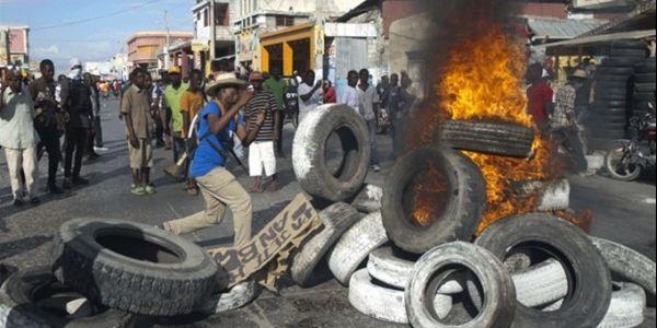 La oposición llama a la desobediencia civil en Haití
