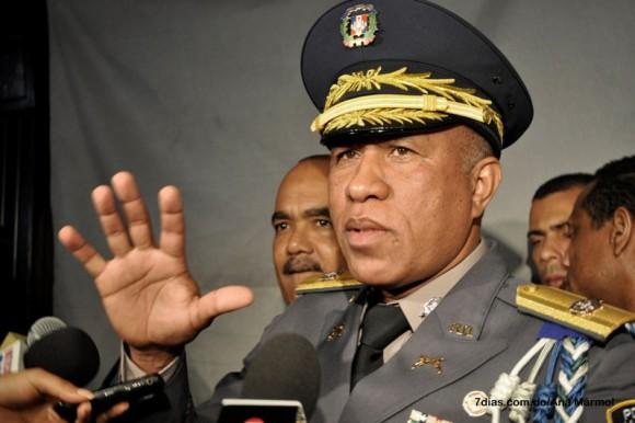 Jefe PN espera los resultados del caso DICAN para sancionar a presuntos responsables